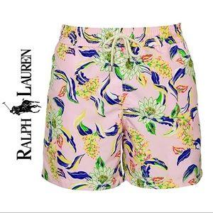 Polo Ralph Lauren Floral Print Swim Shorts